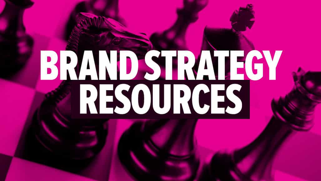 Best Brand Strategy Resources