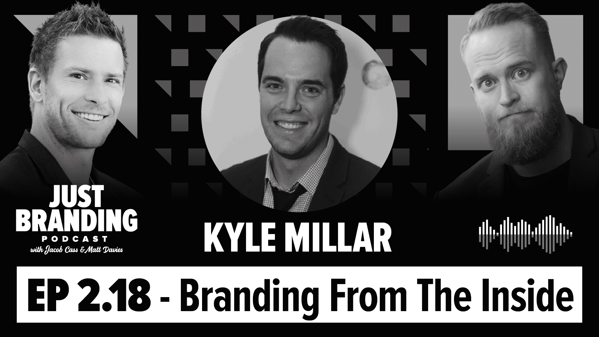 Kyle Millar JUST Branding Podcast