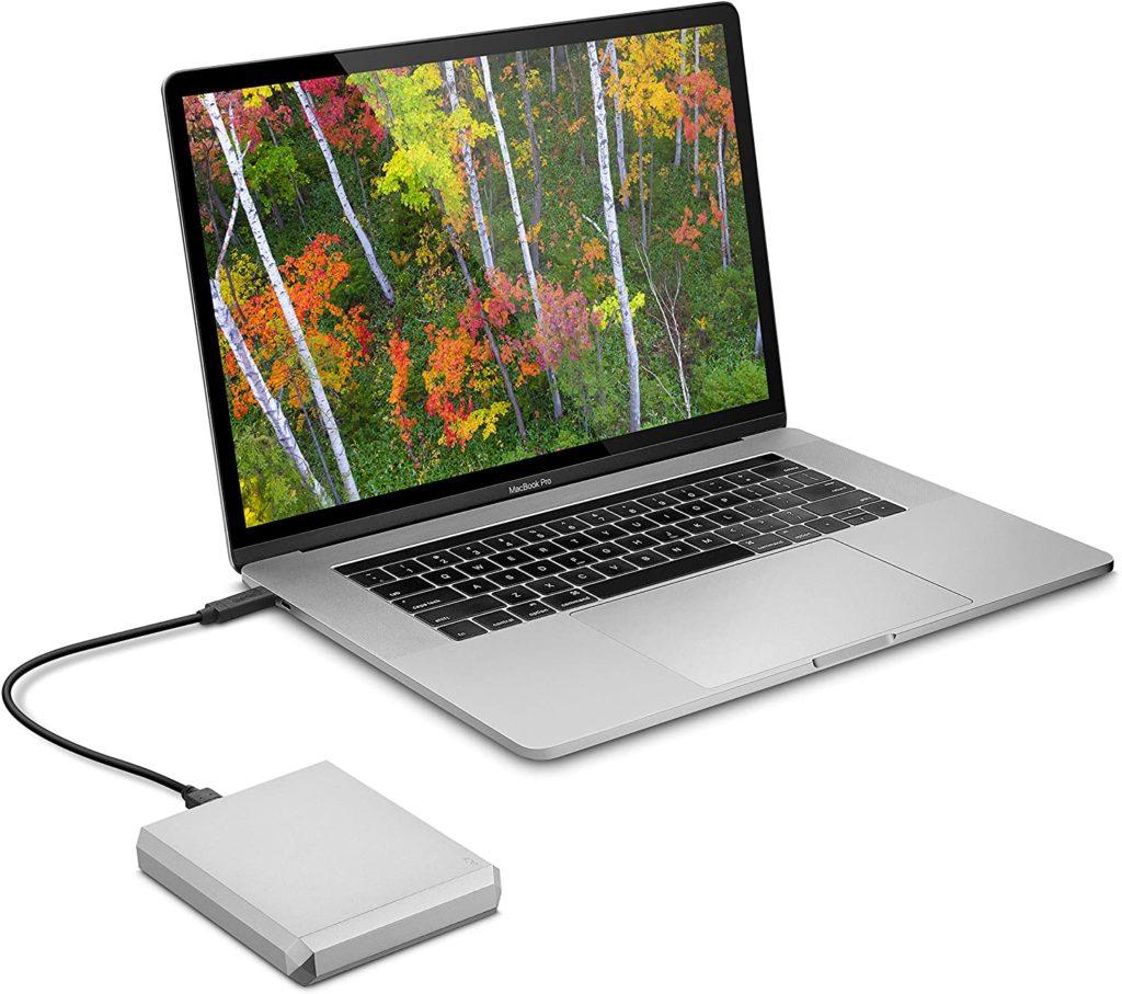 Lacie Mobile SSD 5GB