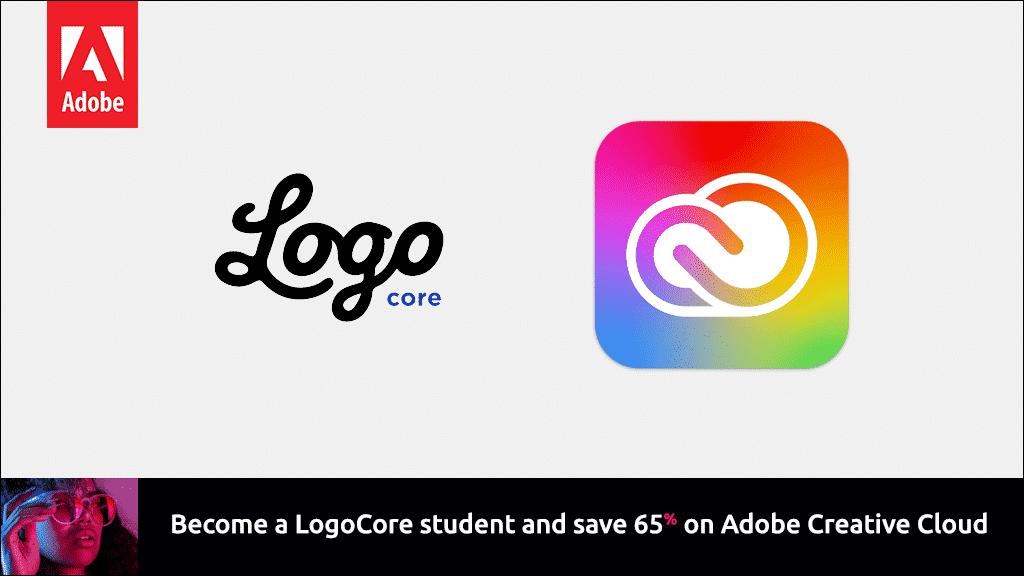 Logocore Adobe Discount