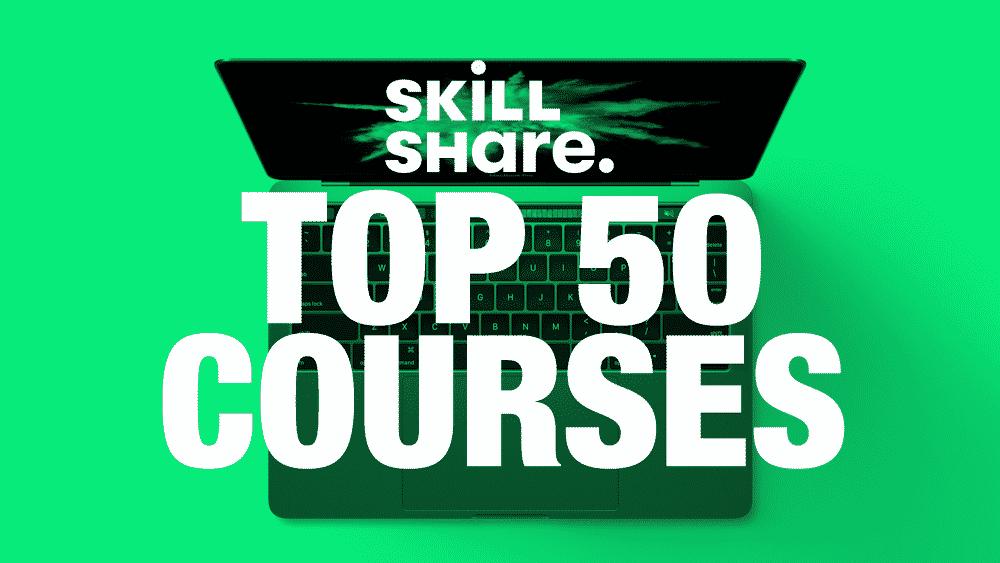 Top Courses on Skillshare