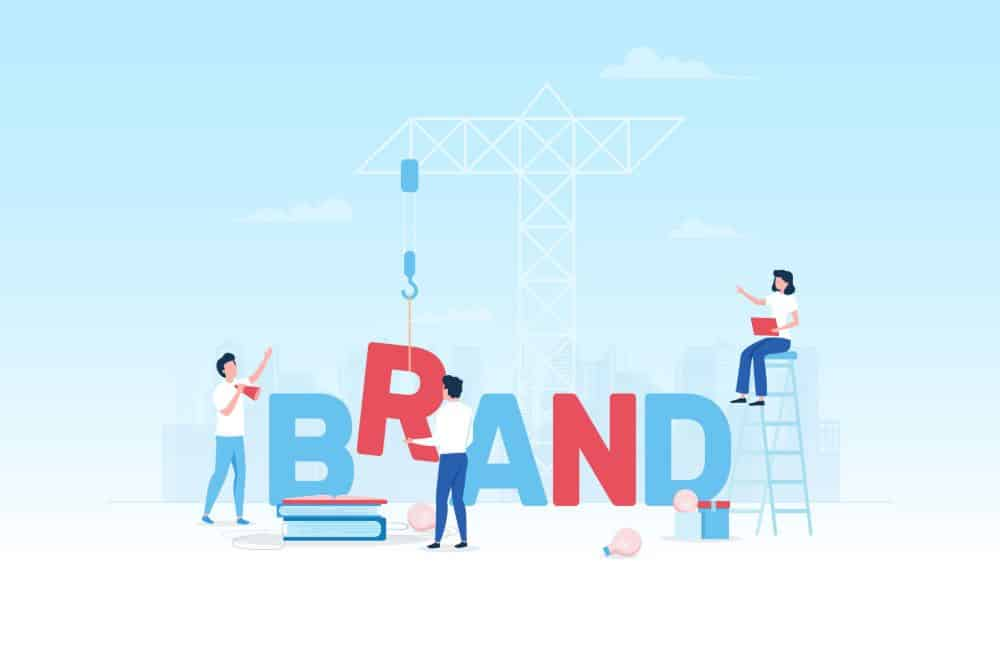 Build your brand with an online portfolio