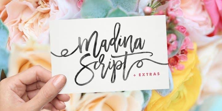 Madina Script