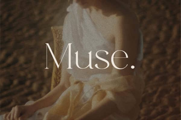 Muse – Chic Display Serif Wedding Invitation Fonts