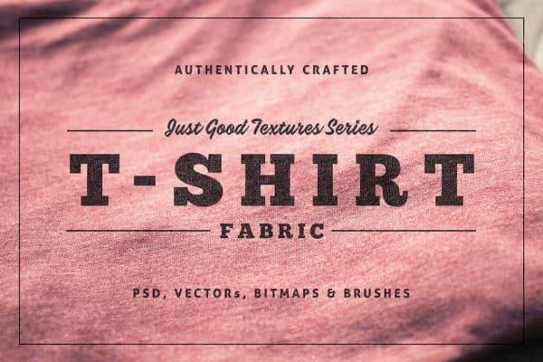 Just Good Textures – T-Shirt Fabric