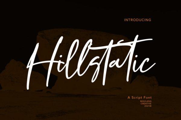 Hillstatic