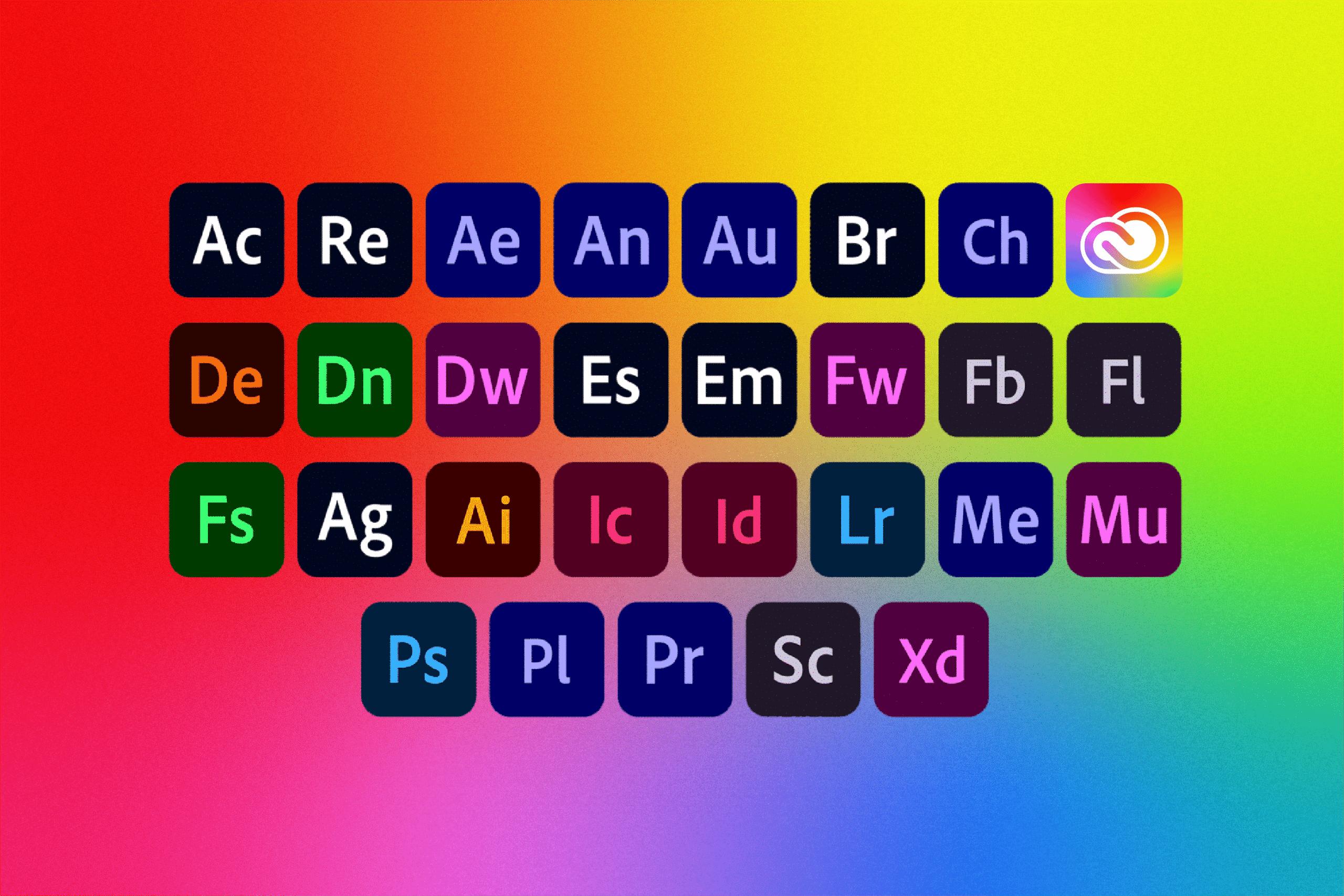Adobe Creative Cloud All Apps Discount