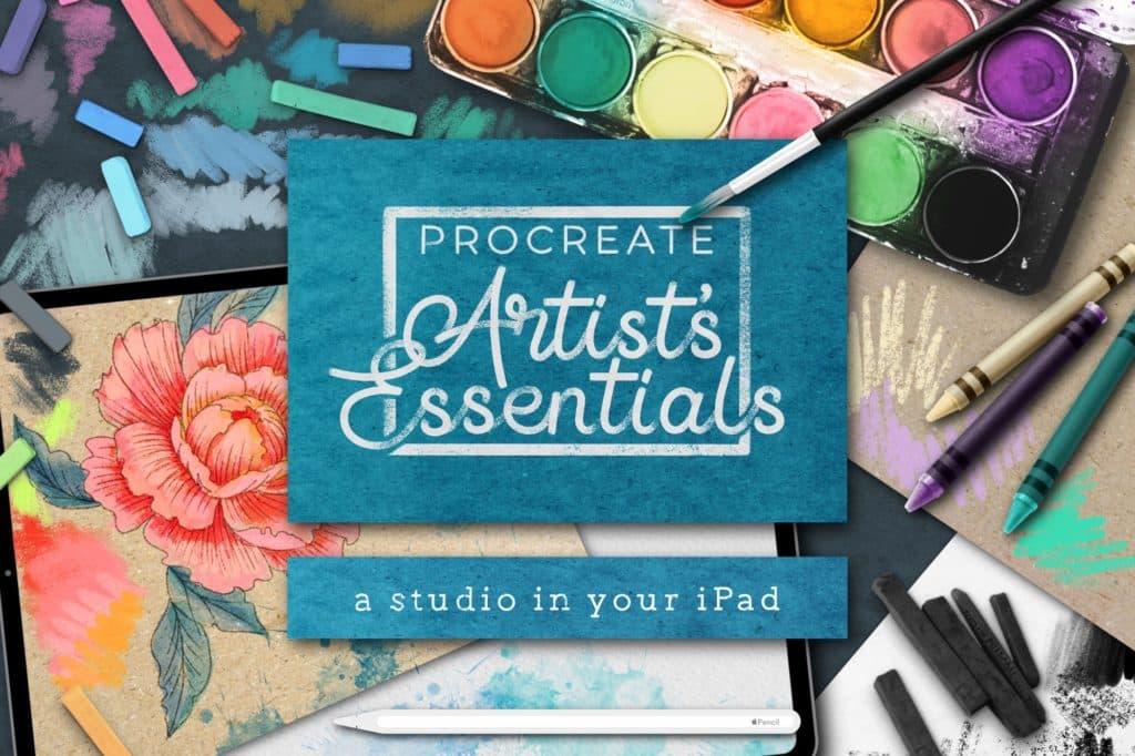 Artist's Essentials For Procreate