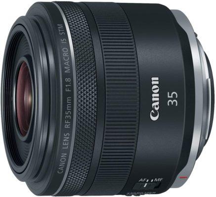 Canon RF 35mm lense