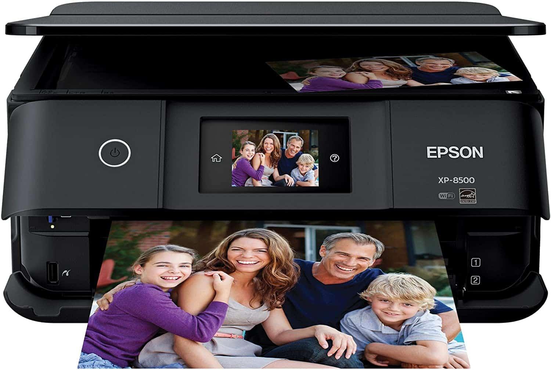 Epson Expression Photo XP-8500 Printer
