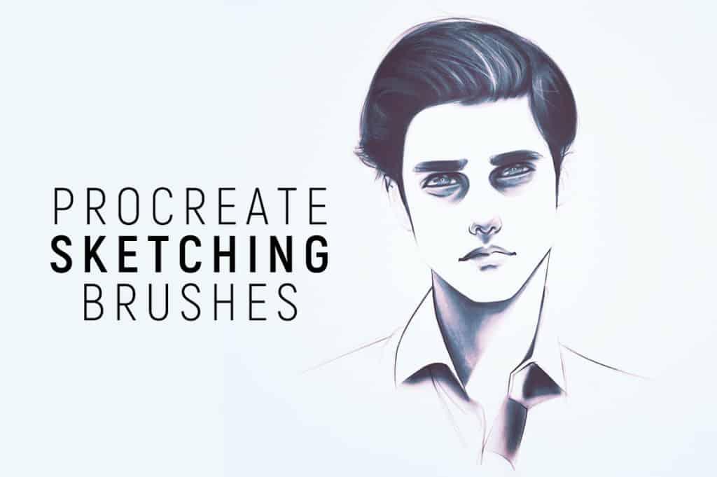 Ergojosh Sketching Brushes