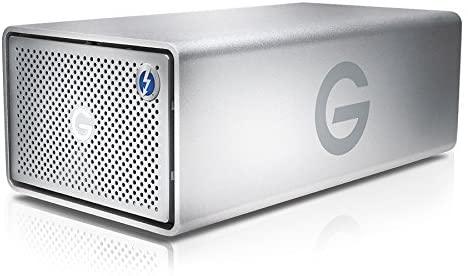 G-Technology G-RAID external hard drive