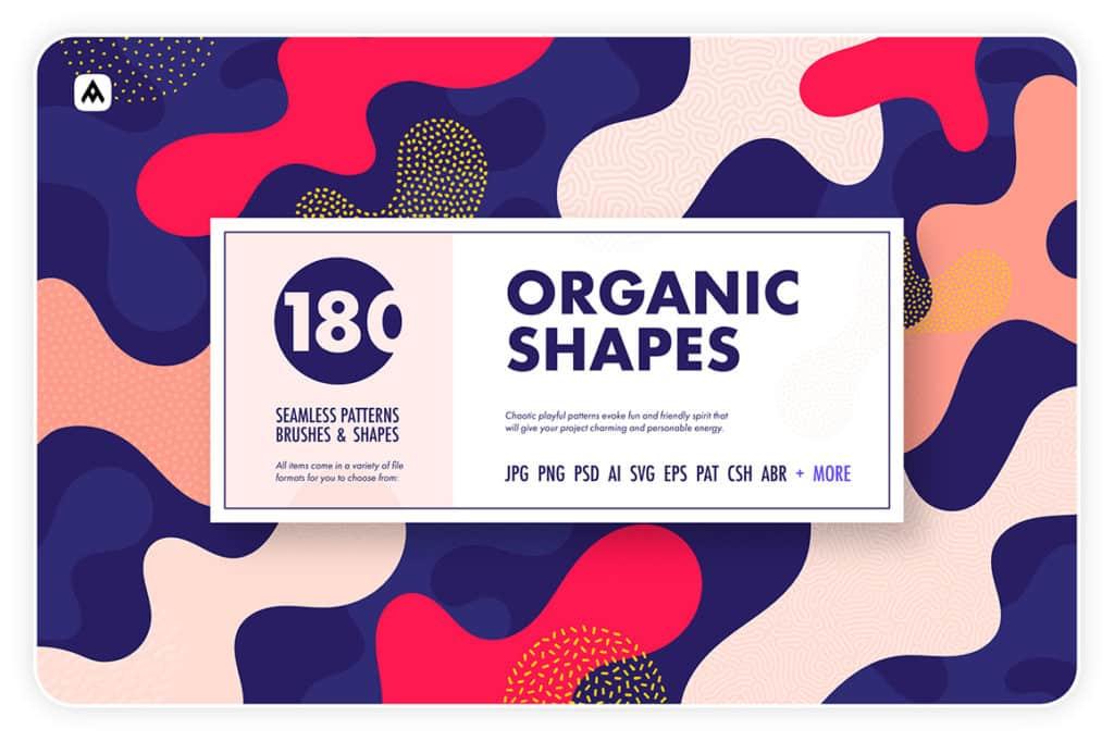 Organic Shapes Bundle