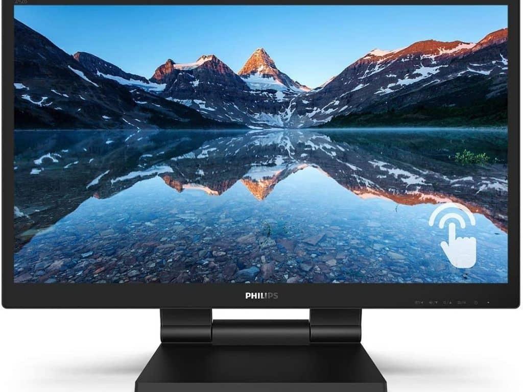 Monitor de pantalla táctil Philips 242B9T