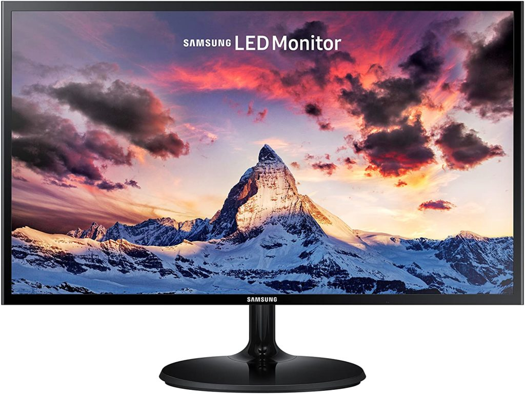 "SAMSUNG 27"" FHD Flat Monitor"