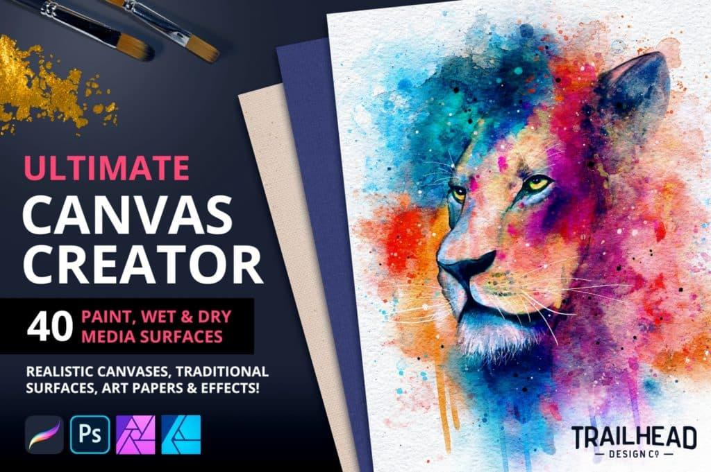 The Ultimate Canvas Creator