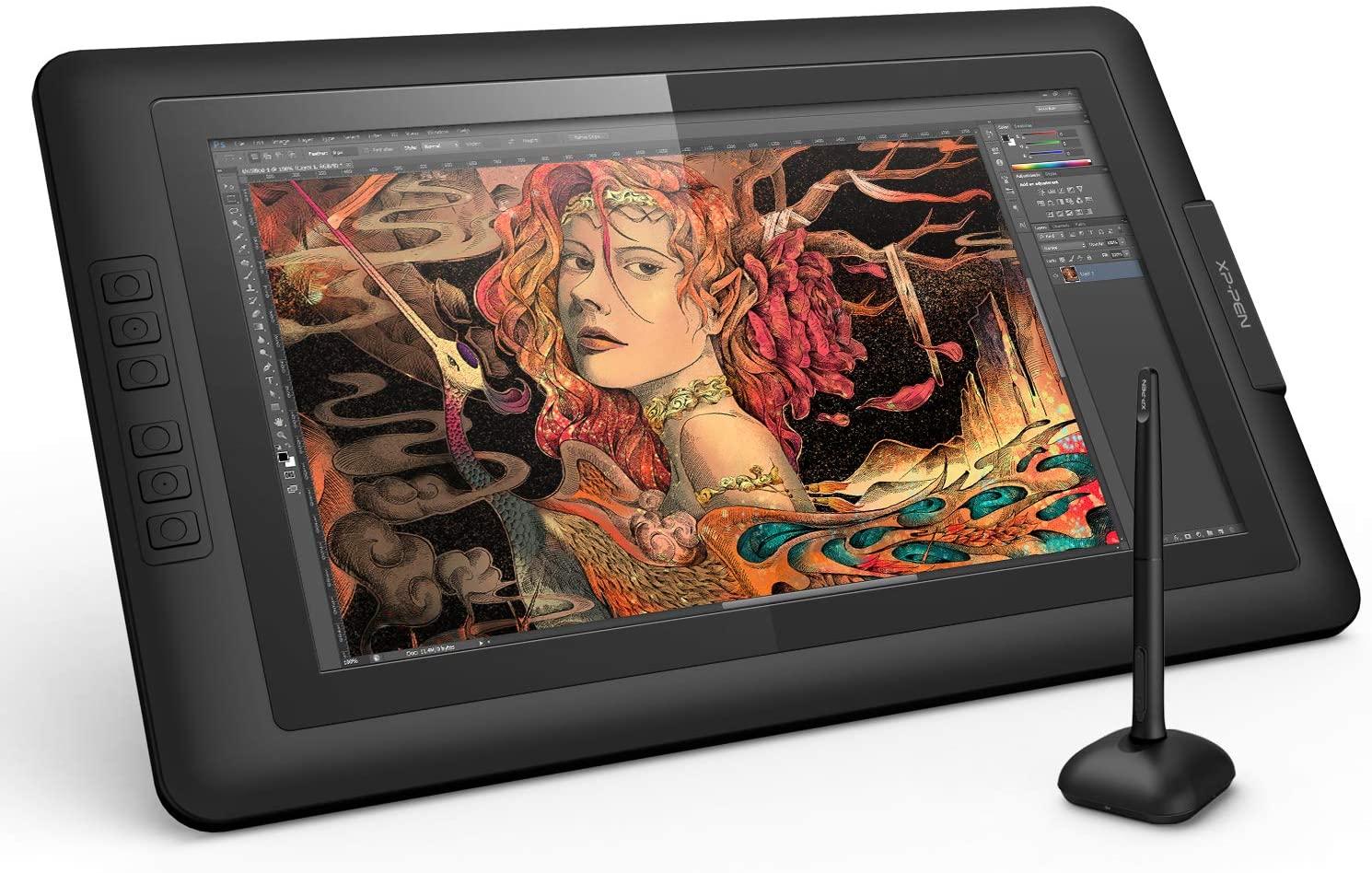 XP-Pen Artist 15.6 pen display