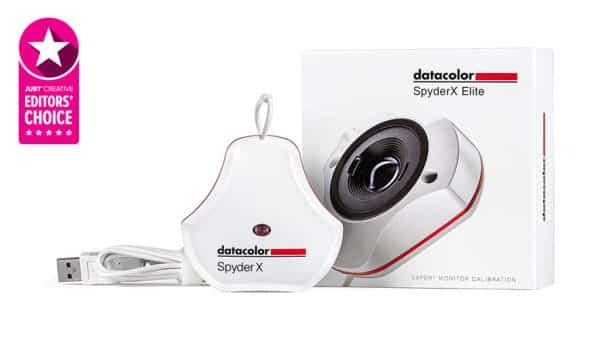 SpyderX Elite Monitor Calibration Tool - Best Monitor Calibrator