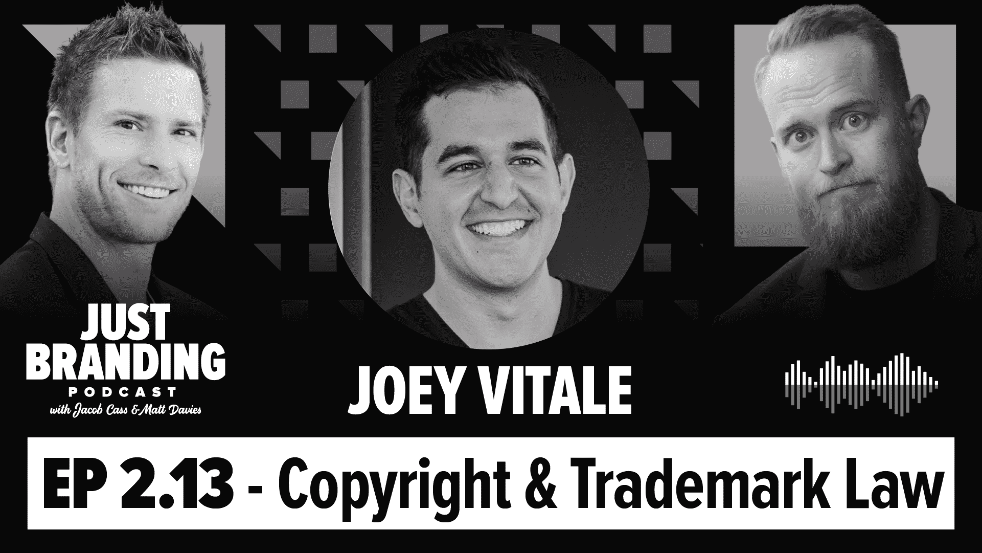 Copyright & Trademark Law with Joey Vitale