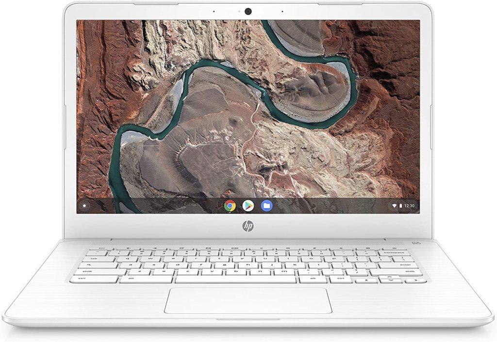 Mejores Chromebooks para Diseñadores - HP Chromebook 14