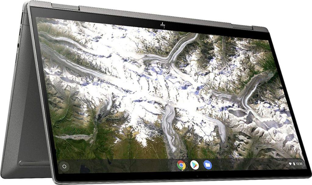 Mejores Chromebooks para Diseñadores - HP Chromebook X360 14