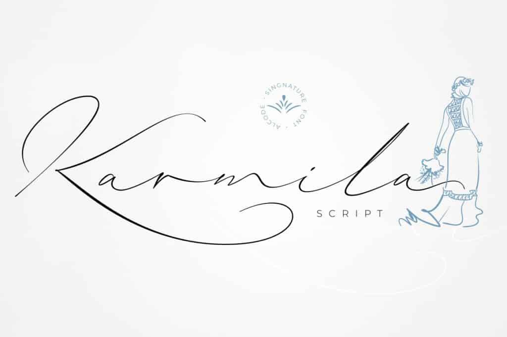 Karmila Script