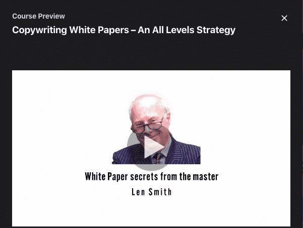 Copywriting White Papers – An All Levels Strategy