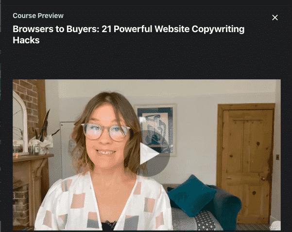 Browsers to Buyers: 21 Powerful Website Copywriting Hacks