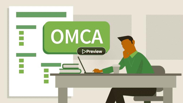OMCA™ Certification for Online Marketing Associate Test Prep