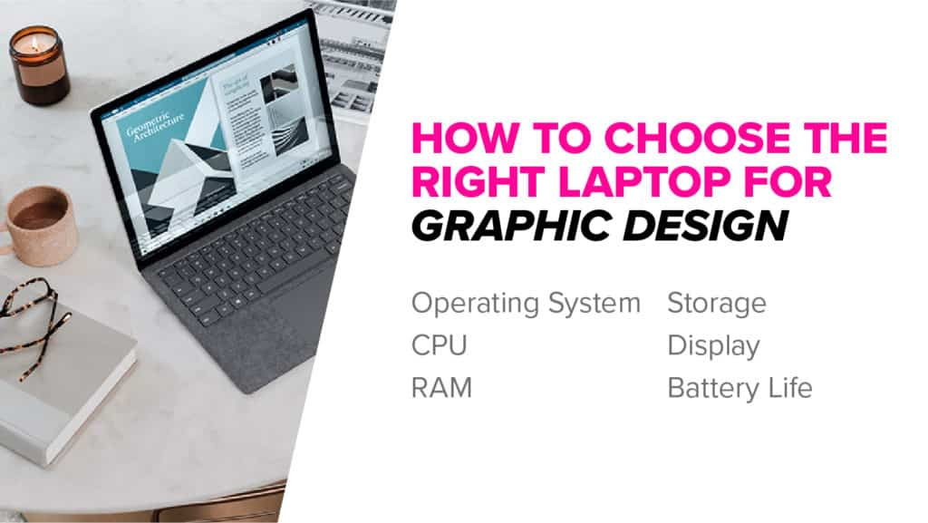 How to choose the best laptop for graphic design