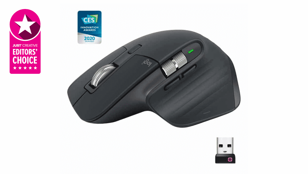 Logitech MX Master 3 Mouse - Best mouse for graphic designers
