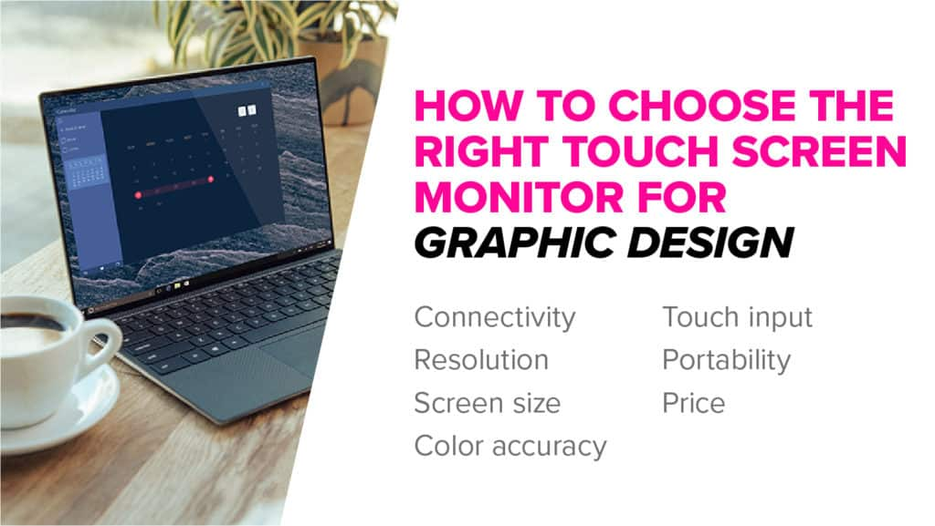 How to choose the right touch screen monitor