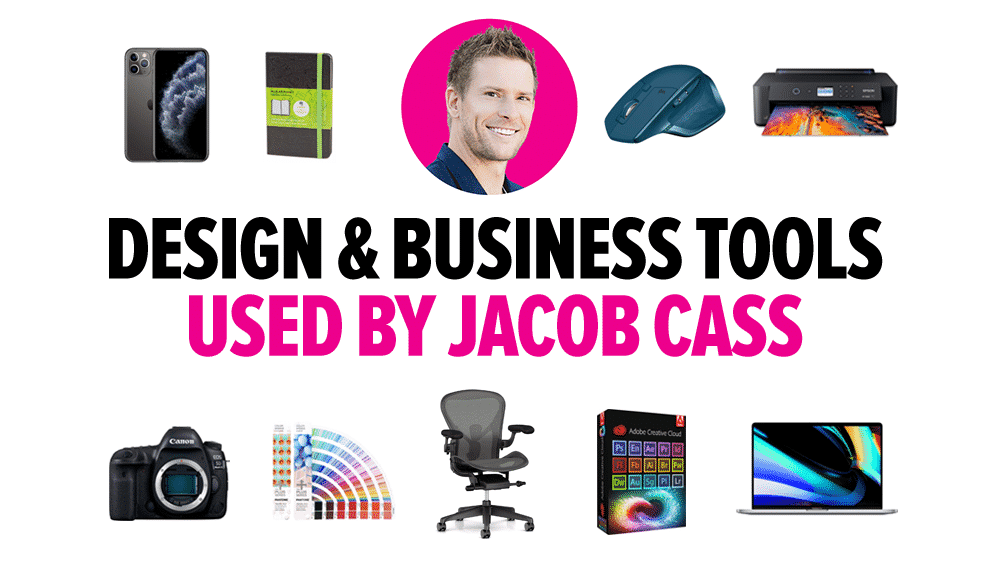 Design Business Tools by Jacob Cass