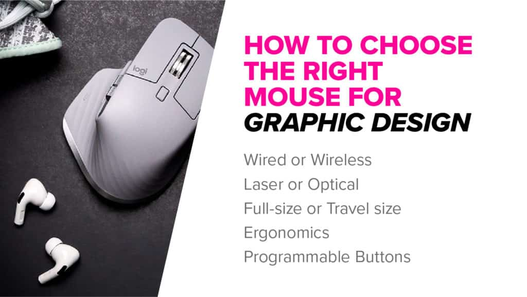 How to choose the right mouse