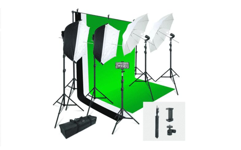 Best Photography Lighting Kits
