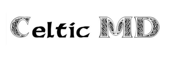 Celtic MD — The font from Brave