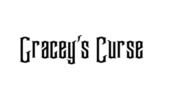 Gracey's Curse - The Haunted Mansion Font