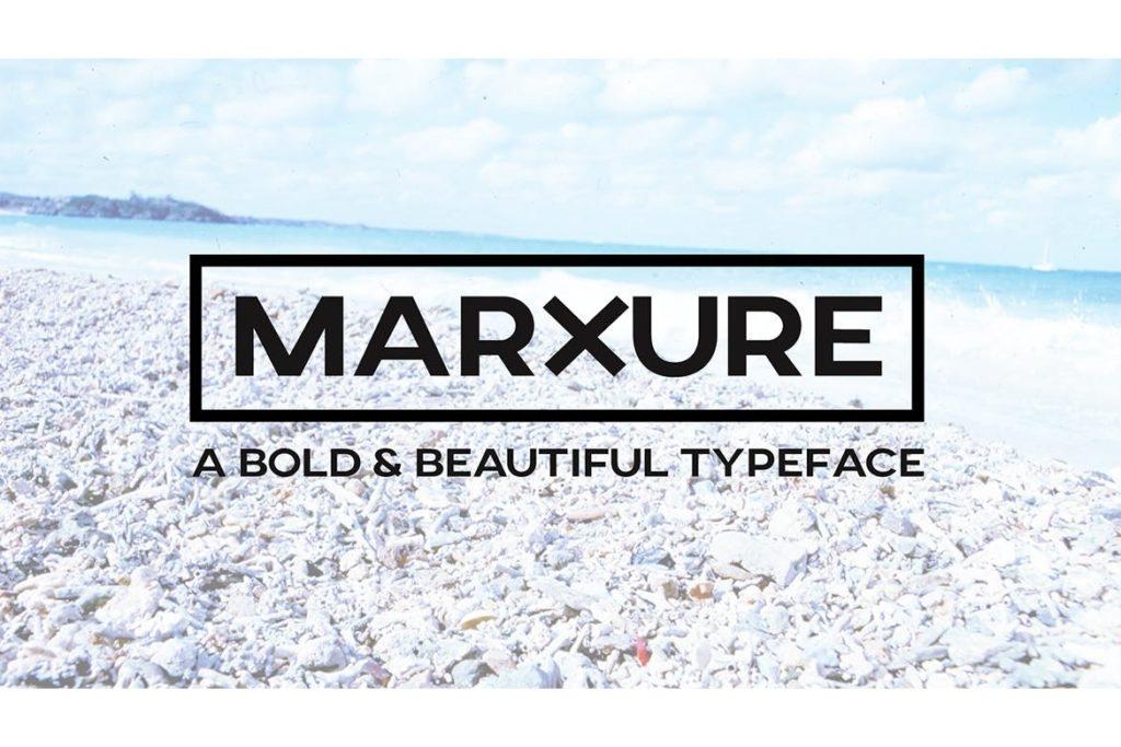 MARXURE-A-Bold-Headline-Typeface-Web-Fonts