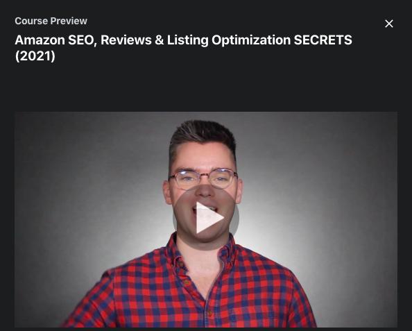 Amazon SEO, Reviews & Listing Optimization SECRETS (2021)