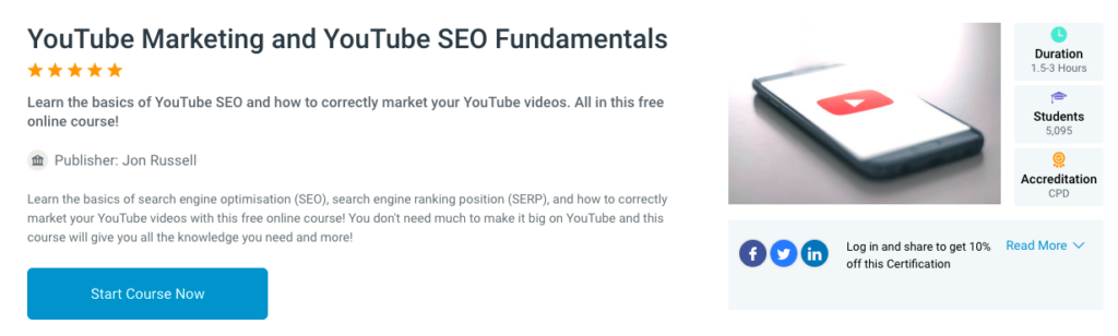 YouTube Marketing and YouTube SEO Fundamentals