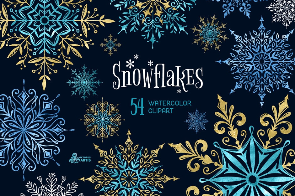 Snowflakes – Winter Collection