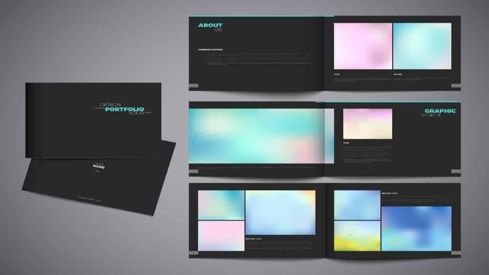 12 Graphic Design Portfolio Essentials