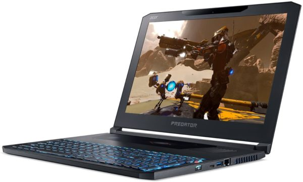Laptops más rápidas y potentes para diseñadores gráficos y creativos - Acer Predator Triton 700