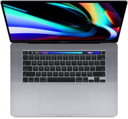 """Laptops más rápidas y potentes para diseñadores gráficos y creativos - Apple MacBook Pro de 16 """""""
