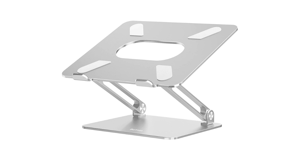 Best Laptop Stands - Boyata Notebook and Laptop Stand