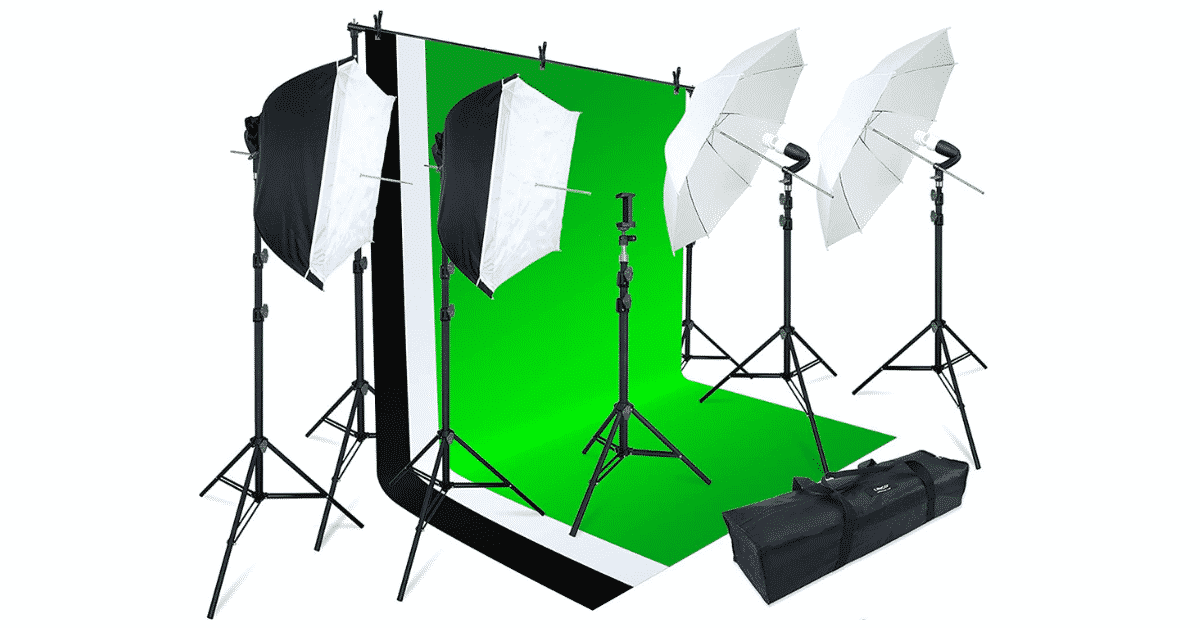 Best Photography Lighting Kits - Linco Lincostore AM169