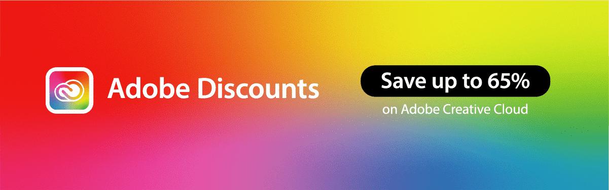 Adobe Creative Cloud Discount