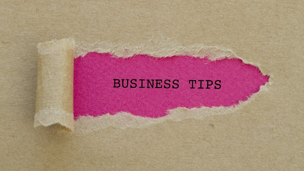 Business Tips For Freelancers